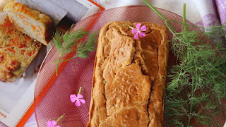 Receta de pastel de salmón