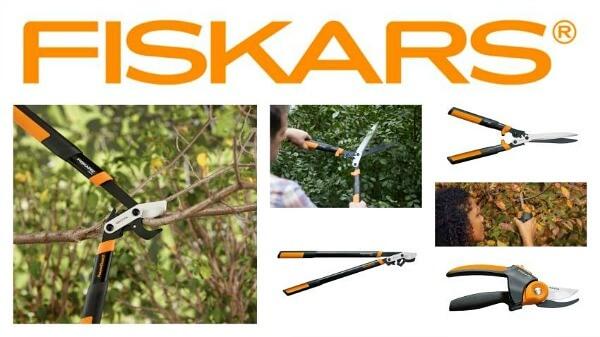 Fiskars Gardening Tools