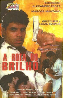 Poster do filme A Rota do Brilho