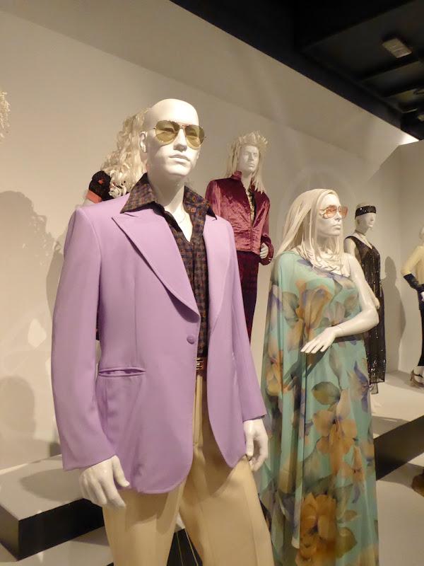 Vinyl TV series costumes