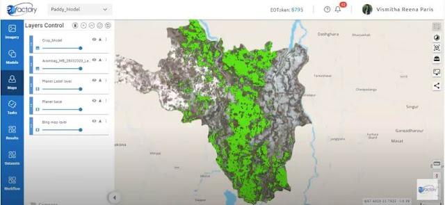EOfactory, Aplikasi Remote Sensing Terbaik Berbasis AI