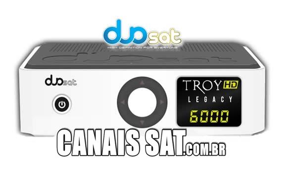 Duosat Troy HD Legacy Atualização V3.3 - 11/06/2021