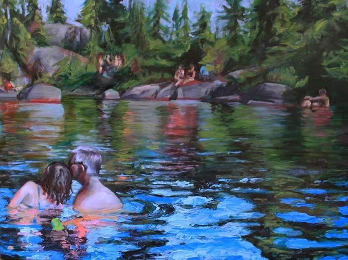 Отношения между людьми и природой. Cath Hughes