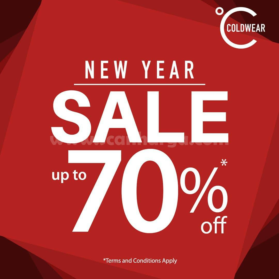 COLDWEAR NEW YEAR SALE up to 70%off