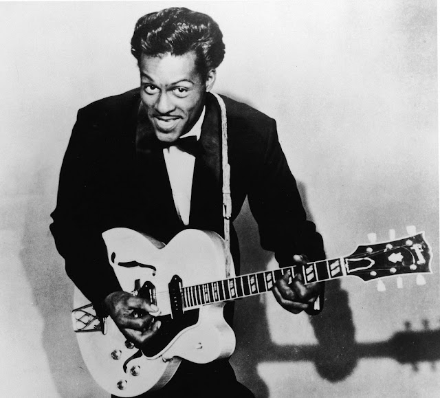 chuck berry quotes citas