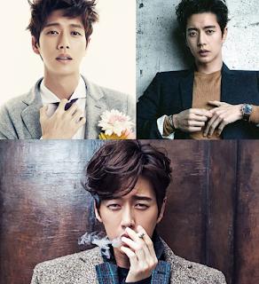 Park Hae Jin Hot