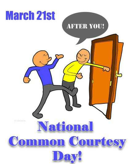 National Common Courtesy Day Wishes Pics