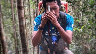 Gunung Tahan Trail Assessment with Jenal Othman
