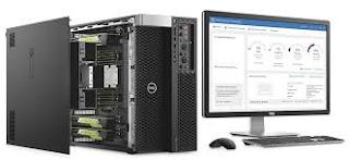 مراجعه لكمبيوتر Dell Precision 7920