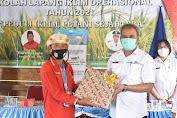 Yustinus J Asisten Ekbang Sintang Hadiri Penutupan Sekolah Lapang Iklim BMKG di Kebong