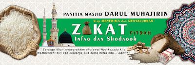 Desain Spanduk Zakat