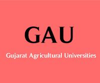 Gujarat Agricultural Universities (GAU) Junior Clerk Exam Candidates List / Admit Card Notification 2019 (Revised)