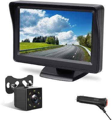 Peizeen Night Vision Backup Car Camera