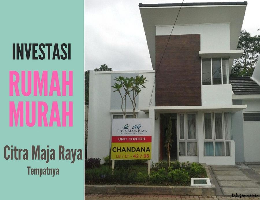 Rumah Murah di Banten