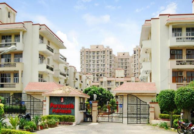 Prasnath Apartment in Delhi