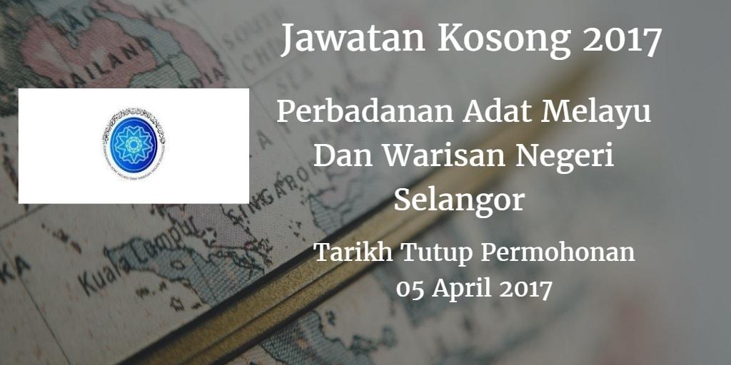 Jawatan Kosong PADAT 05 April 2017