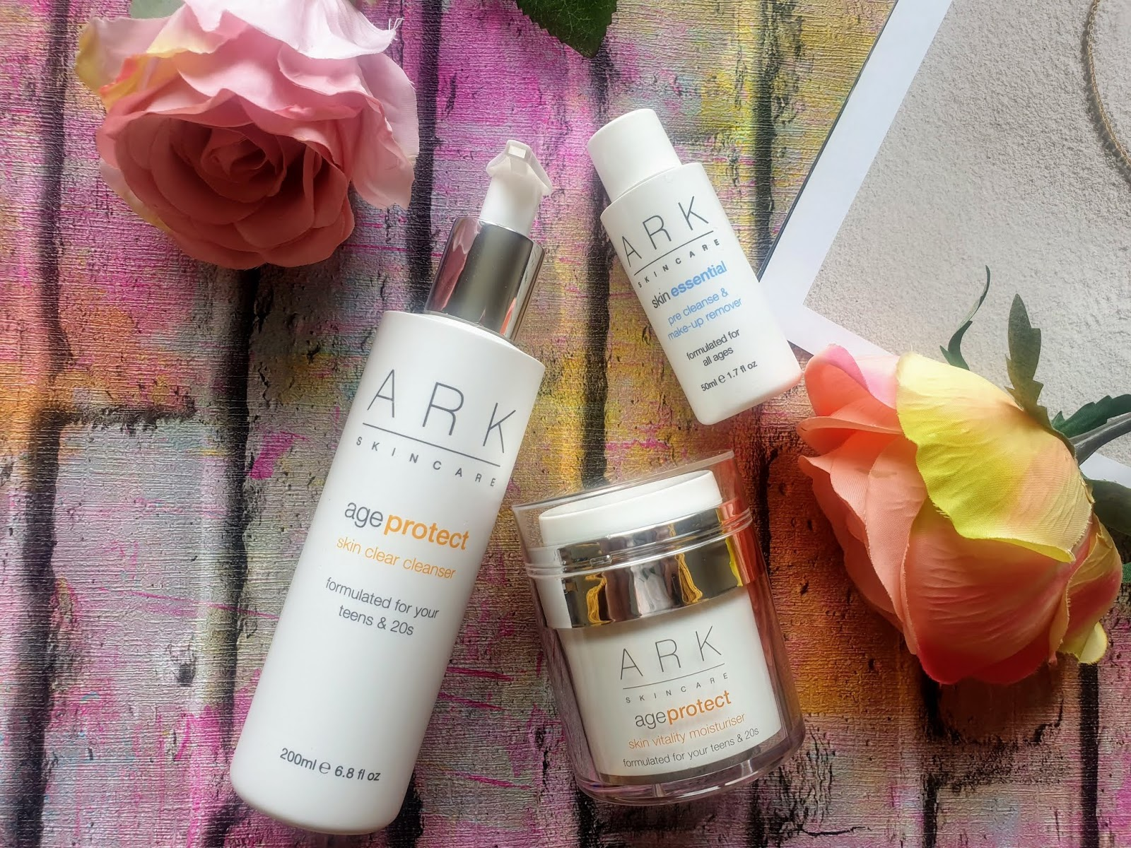 An Introduction to a Pro-Age, Cruelty free and British Brand Ark Skincare