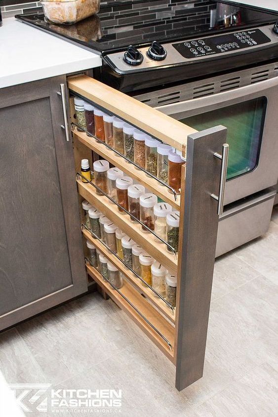 Kitchen Ideas - Game-Changing Kitchen Storage Ideas No Matter What Size You're Working With