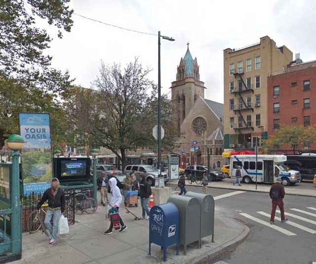 First Avenue at 14th Street, NYC, randommusings.filminspector.com