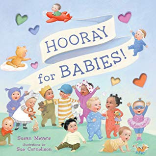 Cover Art for Hooray for Babies