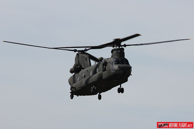Piaggio Aerospace support Italian Chinooks