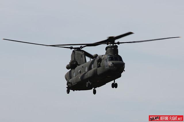 Piaggio Aerospace to support Italian Chinooks under 50 million euro contract