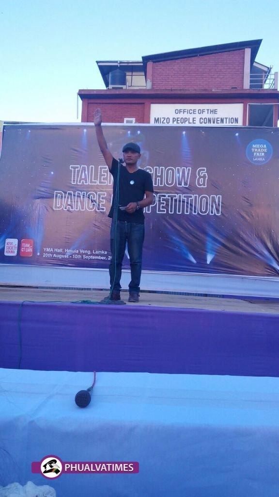Lamka Mega Trade Fair cum Talent Show 2017 Kipan