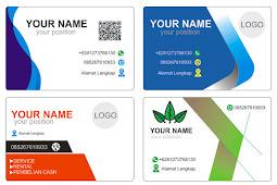 Dijelaskan Cara Membuat Idcard / Kartu Nama / Kartu Pelajar untuk pemula