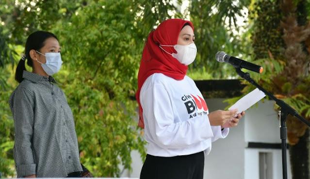 Apel Peringatan Hari Donor Darah Sedunia di Sinjai Berlangsung Khidmat