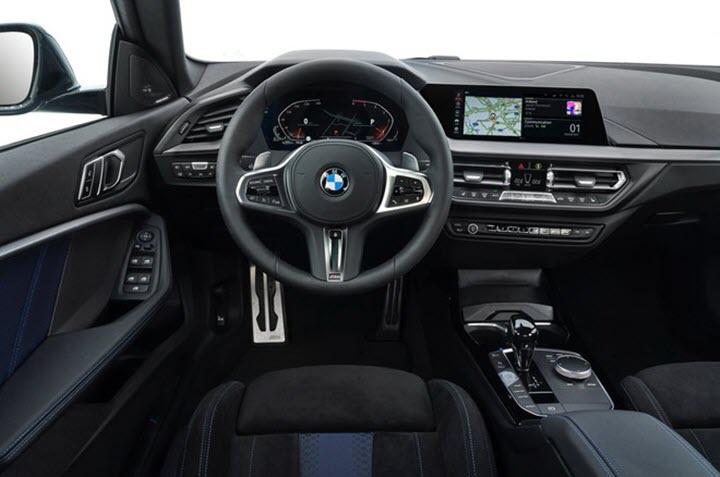 BMW 2-Series Gran Coupe 2020 đối đầu Mercedes CLA