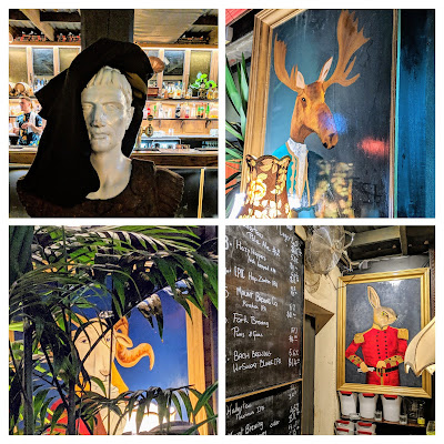 One Day in Auckland City: Hoppers Garden Bar in Ponsonby