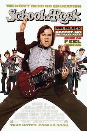 School of Rock (2003) Full Hindi Dual Audio Movie Download 480p 720p Bluray