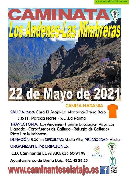 EL ATAJO: Descenso desde Los Andenes a Las Mimbreras