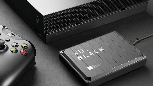 WD Black P10 Gaming Drive Review