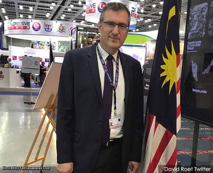 Israel Cipta Sejarah Di Malaysia