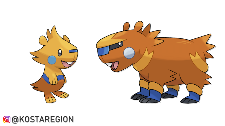 Pokémon Capivara