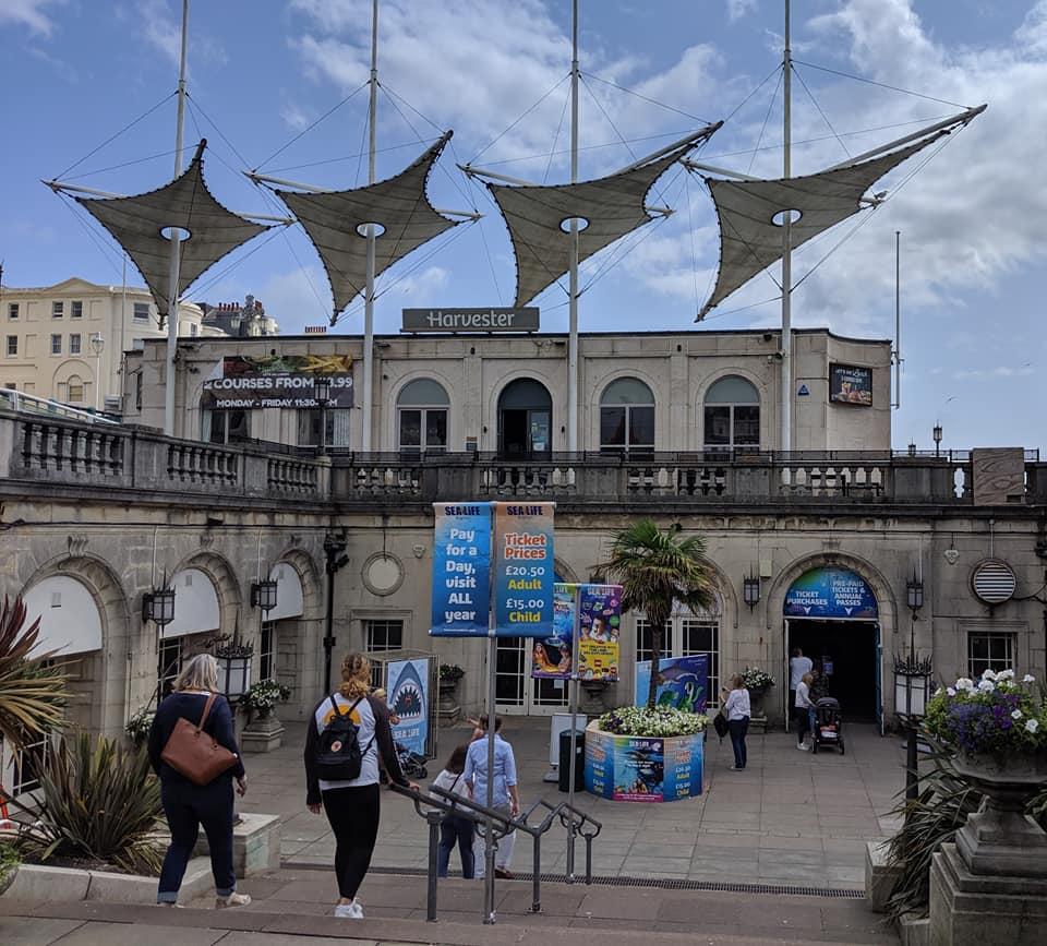 The Best Sea Life Aquariums in the UK - Sea Life Brighton