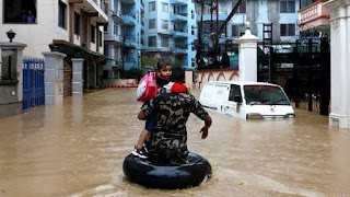 Monsoon Floods: Death Toll Rises to More than 660 in South Asia