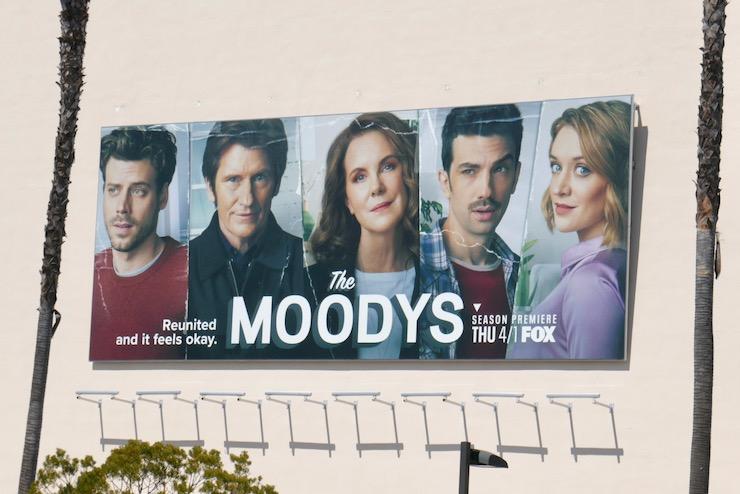 Moodys season 2 billboard