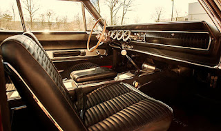 1966 Dodge Charger Hemi Dashboard