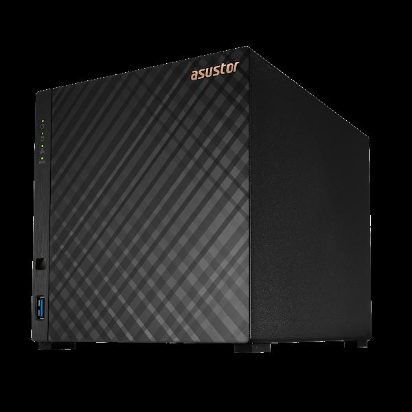 Asustor lança Drivestor 2 e 4 em Portugal