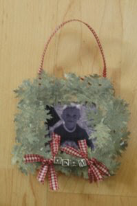 Paper Mache Ornaments 1