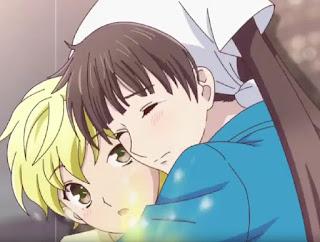 Fruits Basket 2019 Episodio 14