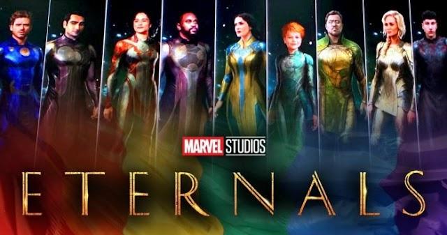 Marvel'ın Eternals Filminden Beklentilerimiz Neler?