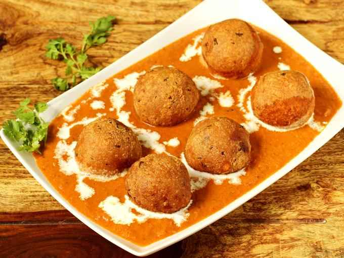 Paneer kofta recipe a delicious Paneer kofta curry at home