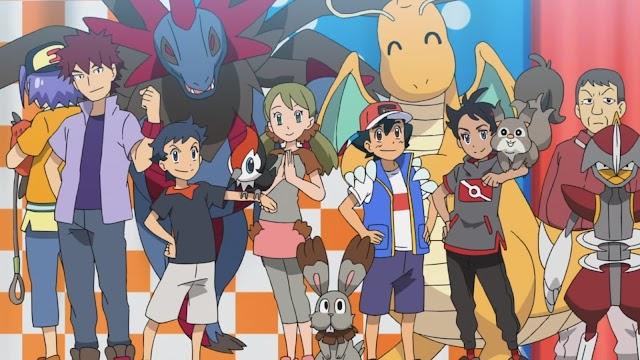 Pokemon Viajes capitulo 47 latino: ¡Coronando al mejor comelón!