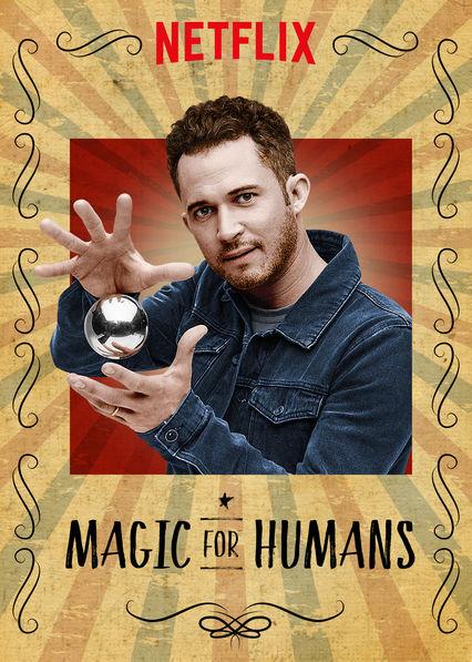 Magic for Humans (2018) Temporada 1 NF WEB-DL 1080p Latino