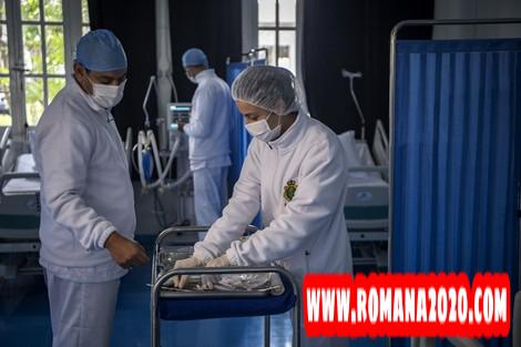 أخبار المغرب جهة درعة تافيلالت تسجل 85 إصابة بفيروس كورونا المستجد covid-19 corona virus كوفيد-19 في ظرف 16 ساعة