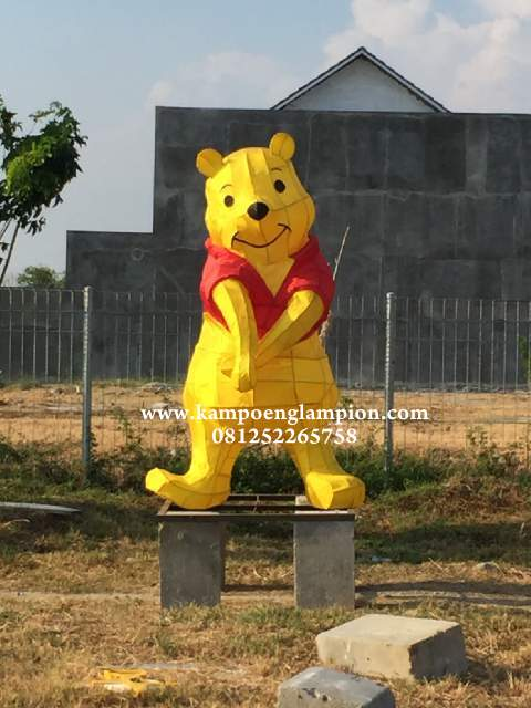 Lampion Winnie The Pooh
