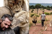 5 UNBELIEVABLE CASES OF HUMAN ANIMAL BOND
